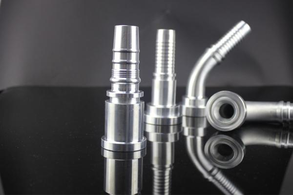 9000PSI Spiral slangmontering